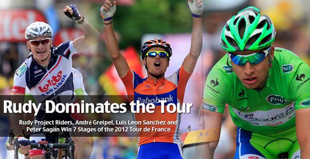 Rudy Dominates the Tour